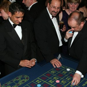 Shirley Bassey Casino Night