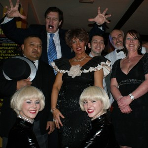 Shirley Bassey Casino Night